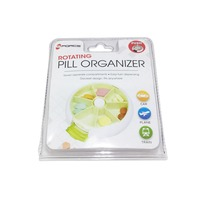 G Force Weekly Rotating Pill Organizer
