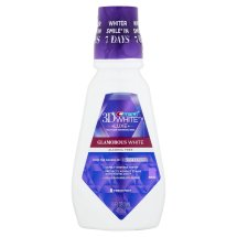 Crest 3D White Glamorous White Mouthwash, 473 mL
