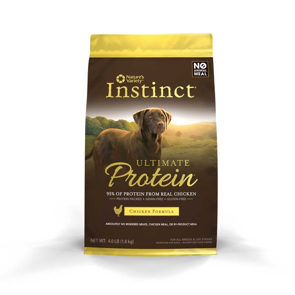 Nature Valley Ultimate Protein Dog Food, Chicken Flavor