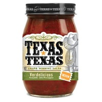 Texas-Texas Medium Green Salsa