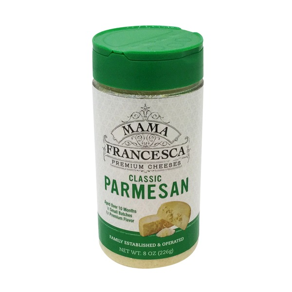 Mama Francesca Classic Parmesan Cheese