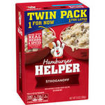 Hamburger Helper Stroganoff  Twin Pack