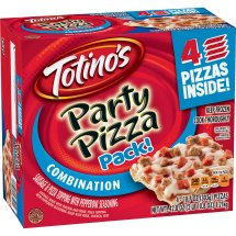Totino's Combination Party Pizza Pack!, 42.8 oz, 10.7 OZ