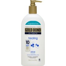 Gold Bond Ultimate Frangrance Free Healing Skin Therapy Lotion, 14oz