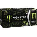 Monster Energy Drink, Original, 16 Fl Oz, 10 Count