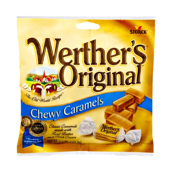 Russell Stover Werther's Original Chewy Caramels