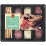Daniele Gourmet Deli Selection Salami Sausage Cheese & Breadsticks Tray