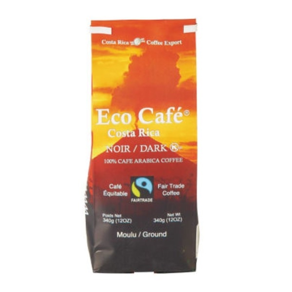 Eco Café Dark Coffee