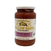 Yellow Barn Organic Roasted Eggplant Pasta Sauce