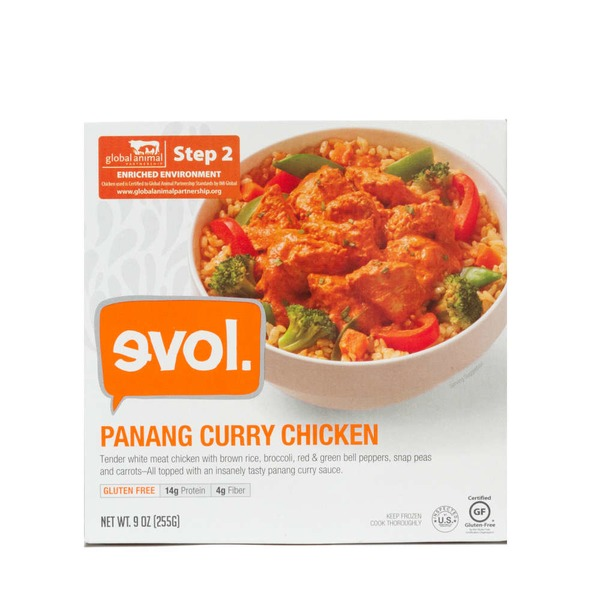 evol. Panang Curry Chicken