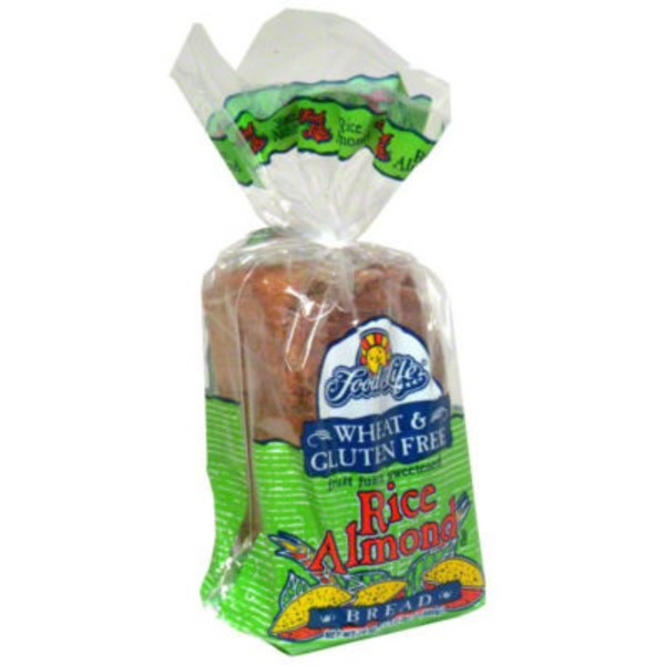 Food for Life Gluten Free Rice Almond Bread