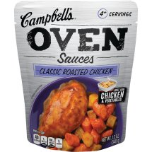Campbell's® Oven Sauces Classic Roasted Chicken, 12 oz., 12.0 OZ