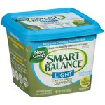 Smart Balance Omega Light Made with Extra Virgin Olive Oil Buttery Spread