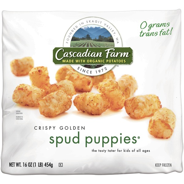 Cascadian Farm Premium Organic Spud Puppies Shredded Potatoes