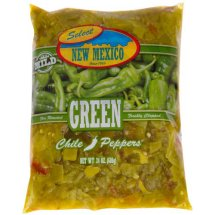 Select New Mexico Mild Green Chile Peppers, 24 oz