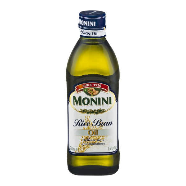 Monini Rice Bran Oil