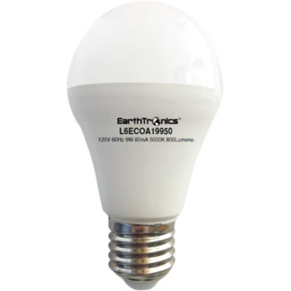 Earthbulb A19 Led 9 Watts Daylight