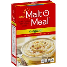 Malt-O-Meal® Original Quick Cooking Hot Wheat Cereal 36 oz. Box