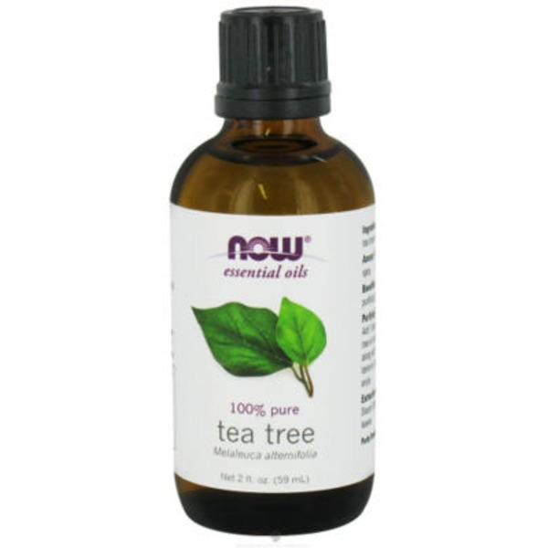 Now Essential Oils 100% pure Tea Tree Melaleuca Alternifolia