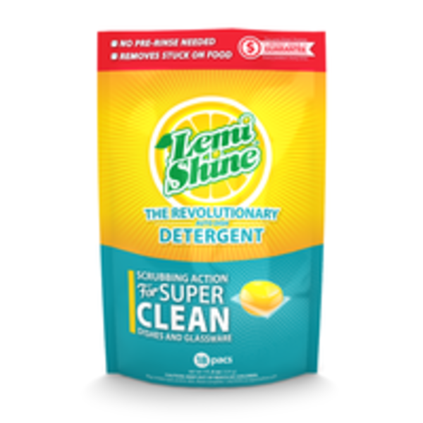 Lemi Shine Dishwasher Detergent