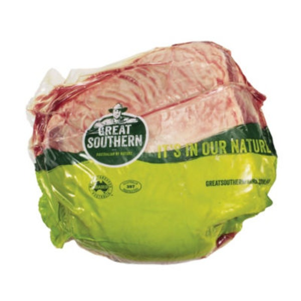 Market Boneless Leg Of Lamb Vacuum Packed