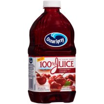 Ocean Spray 100% Juice, Cranberry Cherry, 60 Fl Oz, 1 Count