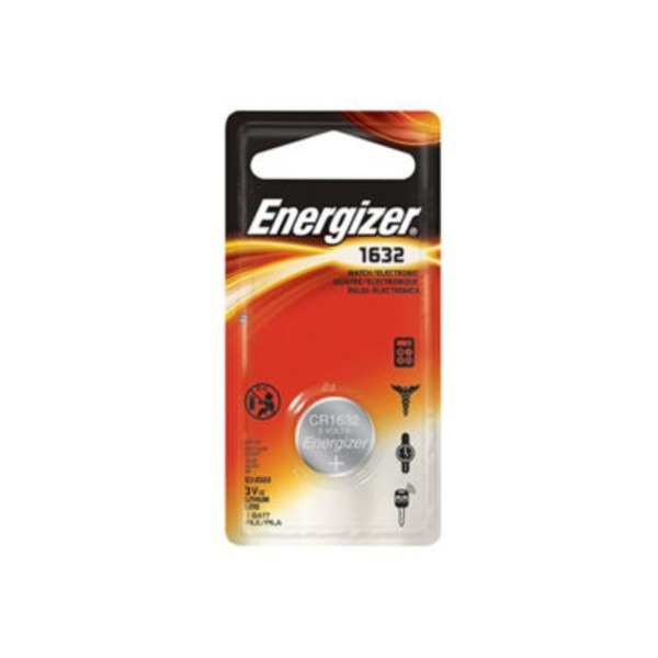 Energizer Watch/Electronic, Lithium Battery, 3 V 1616