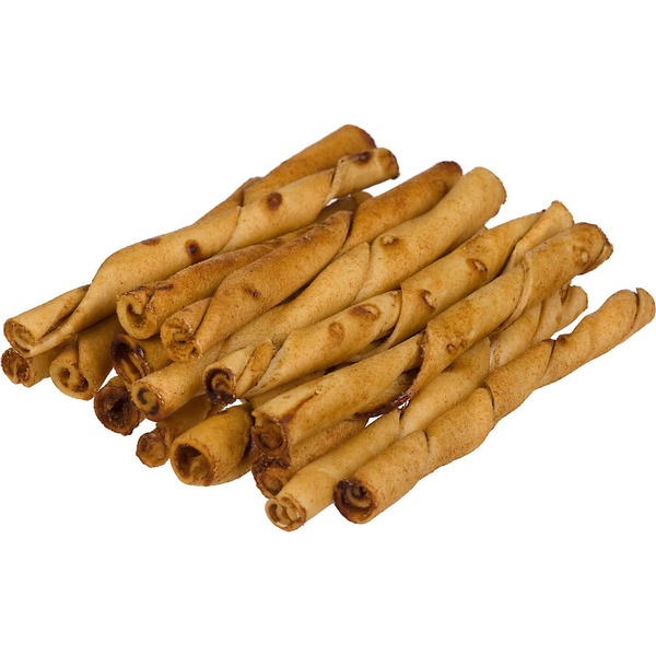 American Prime Cuts Rawhide Chicken Basted Twist Sticks Dog Chews