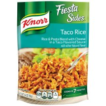 Knorr Fiesta Sides Rice Side Dish Taco Rice 5.4 oz