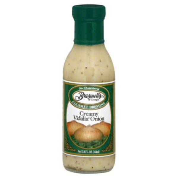 Braswell's of Georgia Gourmet Dressing Creamy Vidalia Onion