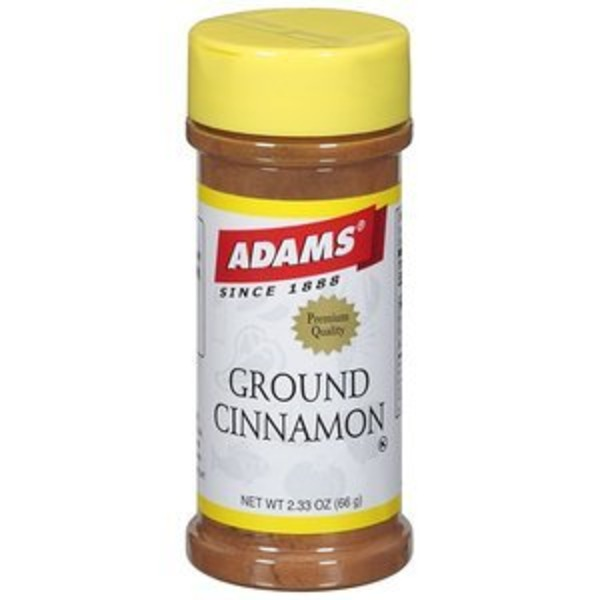 Adams Ground Cinnamon