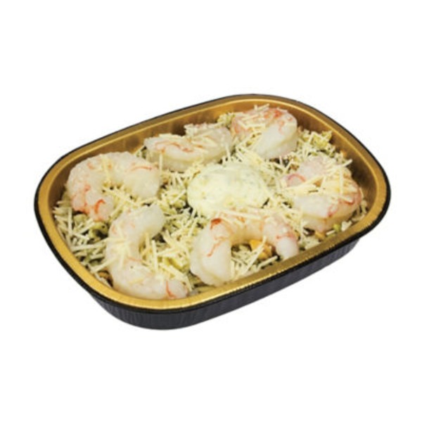H-E-B Simply Cook Shrimp & Basil Pesto Pasta Bake