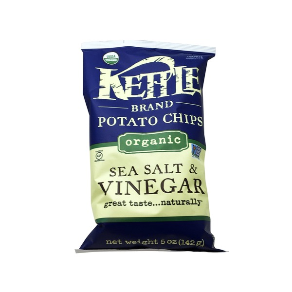 Kettle Foods Sea Salt & Vinegar Kettle Chips