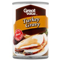 Great Value Turkey Gravy, 10.5 oz