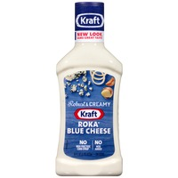 Kraft Salad Dressing Roka Blue Cheese Dressing