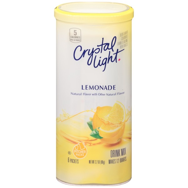 Crystal Light Lemonade Drink Mix