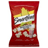 Smartfood Popcorn Movie Theater Butter