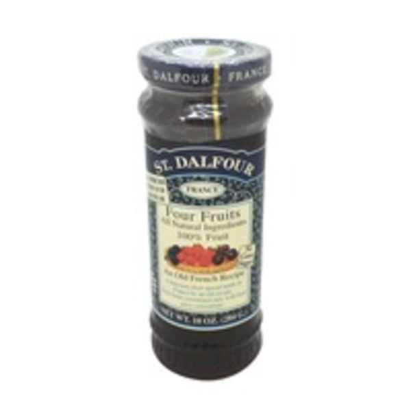 St. Dalfour Four Fruits 100% Fruit Spread