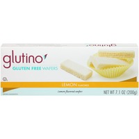 Glutino Gluten Free Lemon Flavored Wafers