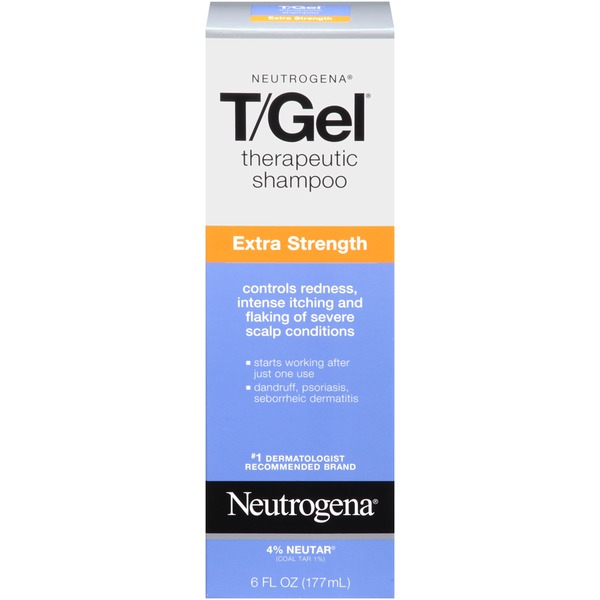 Neutrogena® Extra Strength Shampoo (CA Label) Posted 9/18/2013 T/Gel® Therapeutic