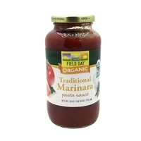 Field Day Organic Traditional Marinara Pasta Sauce