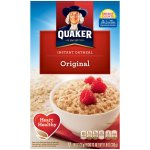 Quaker® Instant Oatmeal, Original, 12 Count, 0.98 oz. Packets