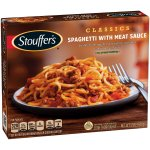 STOUFFER'S Classics Spaghetti with Meat Sauce 12 oz Box