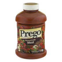 Prego Italian Sauce Flavored with Meat, 67.0 OZ