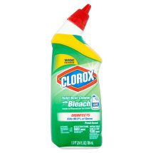 Clorox Toilet Bowl Cleaner, Fresh Scent, 24 oz