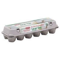 H-E-B Grade AA Large Eggs