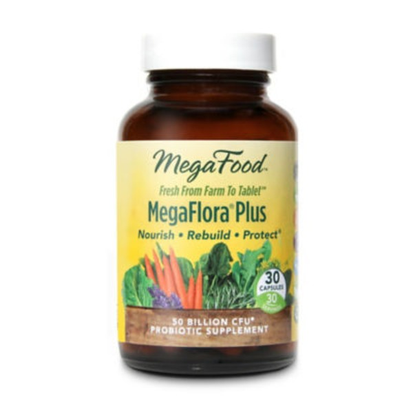 MegaFood Dailyfoods Megaflora Plus Supplement