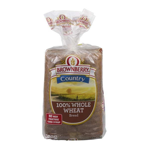 Arnold Country 100% Whole Wheat Bread