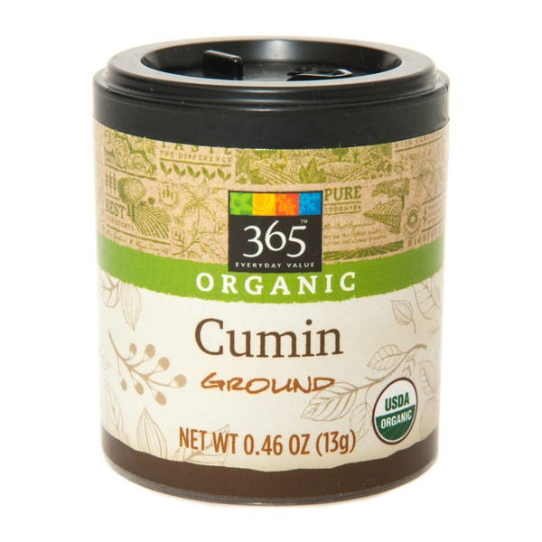 365 Organic Ground Cumin