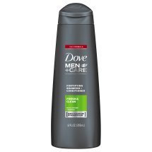 Dove Men+Care Fresh and Clean 2 in 1 Shampoo and Conditioner 12 oz